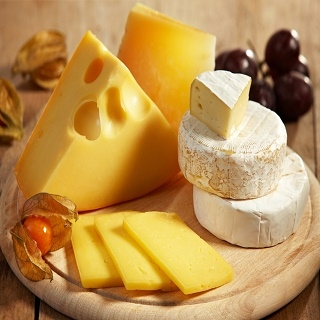 Сыр Маасдам Жидкий